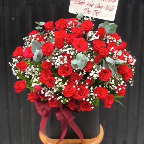 Hoa chúc mừng ngày phụ nữ Việt Nam 20-10