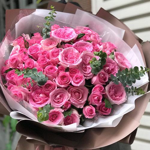 Hoa sinh nhật tặng người yêu – mật ngọt trong từng đóa hoa